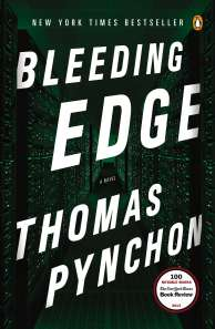 Bleeding Edge paperback Pynchon