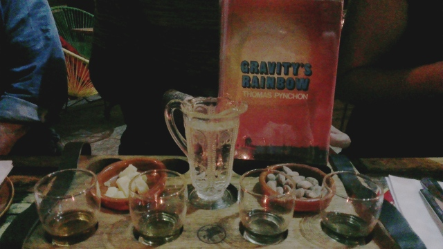 Absinthe Pynchon Gravity's Rainbow