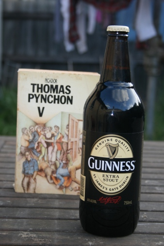 Pynchon V Guinness