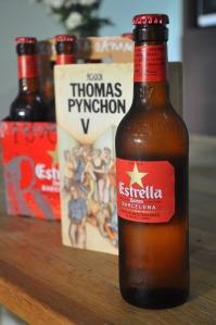 V Barcelona Beer Pynchon