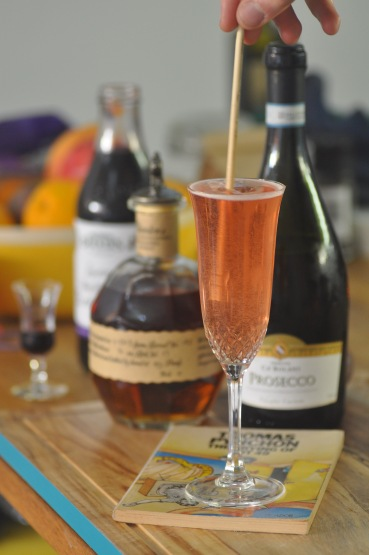 Pynchon Champagne Cocktails
