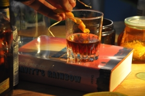 Gravity's Rainbow Old Fashioned