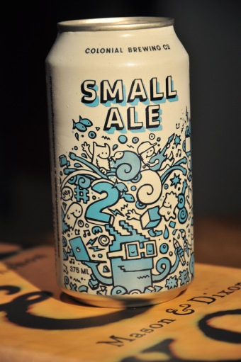 Pynchon Small Beer