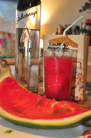 Pynchon Watermelon Vodka