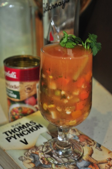 Vodka with Vegetable Soup Pynchon
