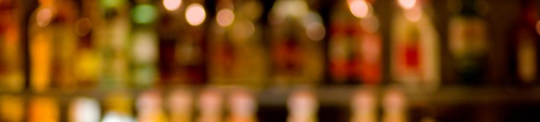 Tom Pynchon's Liquor Cabinet